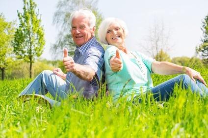 Obrazek z emerytami