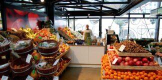 Hurtownia owoców i warzyw